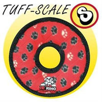 VIP Products T-JR-R-RP Junior Ring Red Paw