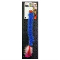 Jw Pet Company Inc JW Pet Company Featherlite Catnip Boa Bouncing Cat Toy