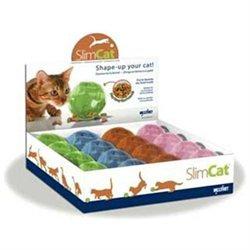 Multivet International PetSafe TOY00116 SLIMCAT - ASSORTED COLORS DISPLAY PACK