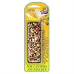 Sun Seed Company .Sun Seed Grainola Bar Canary/Finch Golden Honey (2.5-oz Blister Pack)