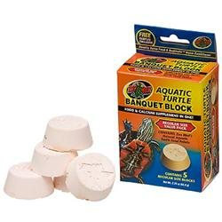 Zoo Med Laboratories - Aquatic Turtle Banquet Block Value Pack - BB-51