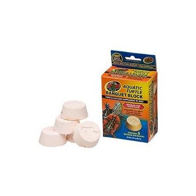 Zoo Med Laboratories - Aquatic Turtle Banquet Block Value Pack - BB-51