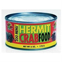 Zoo Med Labs Inc. Zoo Med Laboratories - Hermit Crab Food 6 Ounce - ZM-10
