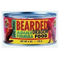 Zoo Med Labs Inc. Zoo Med Laboratories ZML Food Adult Bearded Dragon 6 oz