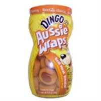 Dingo Aussie Wraps Beef and Cheese - 8.5 oz.