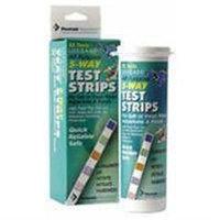 Topdawg Pet Supplies Lifegard Aquatics ARP440002 5 Way Test Strips