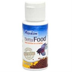 Aqueon AQE100009471 Betta Gourmet Food 15Gram .5 oz.