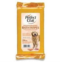 8 In 1 Pet Products DEOJ7122 Bath Wipes Deodorizer