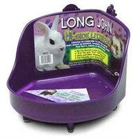 Super Pet Long John High Side Litter Pan