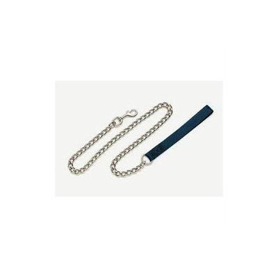 Titan Chain Lead with Nylon Handle: Fine 2.0mm