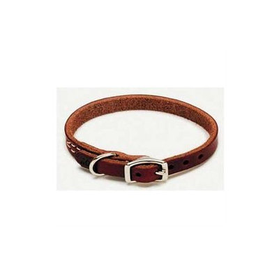 Coastal Pet Products DCP210310 Leather Latigo Collar