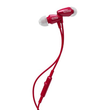 Klipsch S3m In-Ear Headphone with In-Line Mic - Red (1016218)