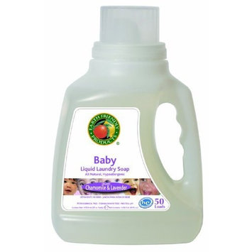 Earth Friendly Products Earth Friendly Baby Liquid Laundry Detergent Loads Organic Chamomile and Lavender -- 50 fl oz