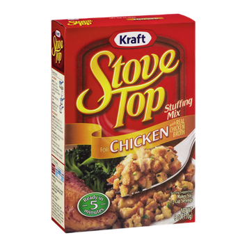 Kraft Stove Top Stuffing Mix for Chicken