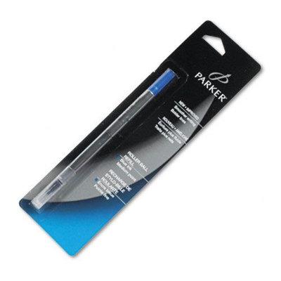 Sanford 3022531 Refill For Roller Ball Pens Medium Blue Ink