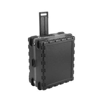 SKB Cases Pull Handle ATA Travel Case, No Foam, 36x21x18, Black