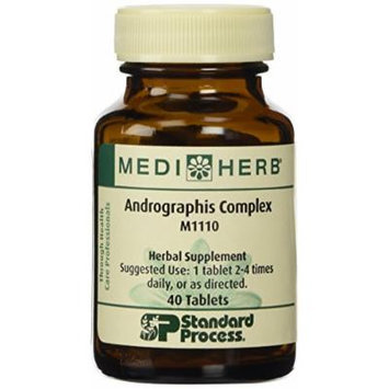 Mediherb - Andrographis Complex 40 Tabs