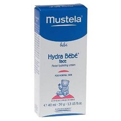 Mustela Hydra Bebe Facial Cream - 1.35 oz.