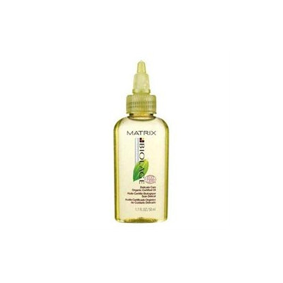 Matrix Biolage Delicate Care Organic Certified Oil Treatment (50ml)