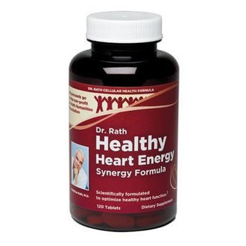 Healthy Heart Energy Dr. Rath 120 Tabs