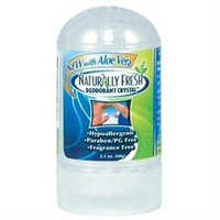 turally Fresh Deodorant Crystal Naturally Fresh Crystal Deodorant with Aloe Vera