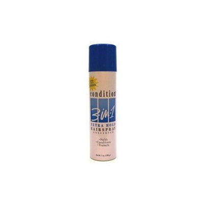 Condition 3-N-1 Aero Hairspray 7 oz. Extra-Hold Unscented