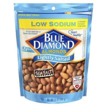 Blue Diamond Lightly Salted Almonds 12 oz