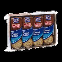 Lance Malt Peanut Butter Crackers - 8 CT