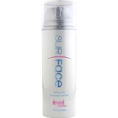 Devoted Creations 2010 Surface Indoor tanning bed lotion for the Face 5oz