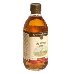 Spectrum Diversified SPECTRUM NATURALS Unrefined Sesame Oil 16 OZ