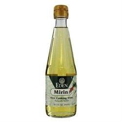 Eden Foods - Mirin Rice Cooking Wine - 10.5 oz.