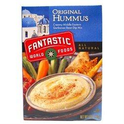 Fantastic Foods B06066 Fantastic Foods Hummus Dip Mix - 1x10lb