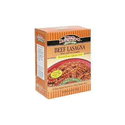 MRS. LEEPERS PASTA Lasagna Dinner 6.42 OZ