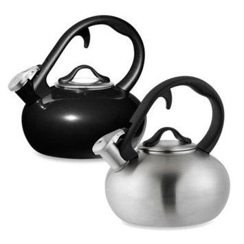 Chantal New Loop Tea Kettle, 1.8 quart - onyx black