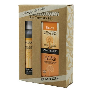 Plantlife Spa-Therapy Kit Relax