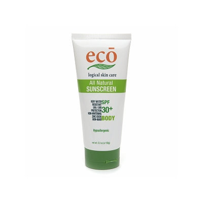 ECO logical skin care Body All Natural Sunscreen SPF 30+