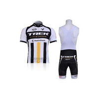 2012 Style TREK cycling jersey Set short-sleeved jersey /Perspiration breathable