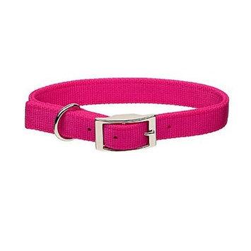 Guardian Double Layer Pet Pet Collar - Flamingo Pink