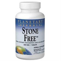 Planetary Formulations Stone Free For Kidney * Gallstones - 180 Tablets - Other Herbs