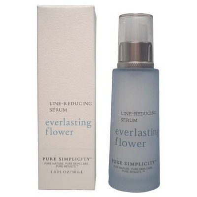 Bath & Body Works Pure Simplicity Everlasting Flower Line Prevention Serum 1.0 fl oz