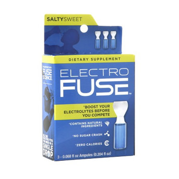 Fuse Science ElectroFuse Electrolyte Infused Drops Salty Sweet