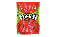 Sour Punch Bites Strawberry