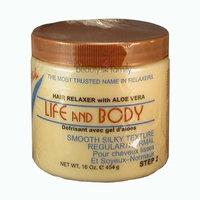 Vitale Life and Body Hair Relaxer Regular 16 Oz