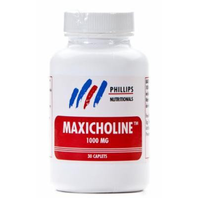 Brain Health High Potency Phosphatidyl Choline 1000 Mg (Maxicholine)30