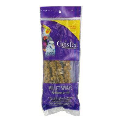 Geisler Bird Millet Sprays