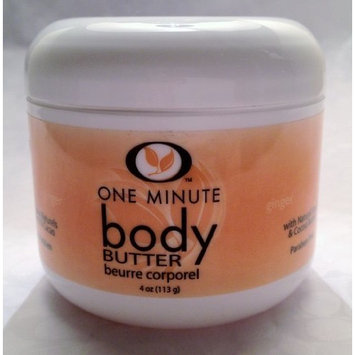 One Minute Manicure One Minute Body Butter Ginger