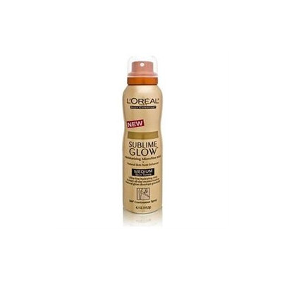 L'Oréal Paris Sublime Glow, Moisturizing MicroFine Mist + Tone Enhancer