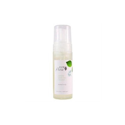 Pure Cosmetics 100% Pure Jasmine Green Tea Cleanser - 6 fl oz
