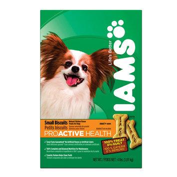 Iams™ Original Formula Biscuits Small Dog Food