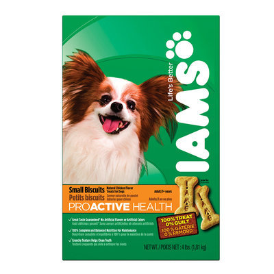 Iams™ Original Formula Biscuits Small Dog Food